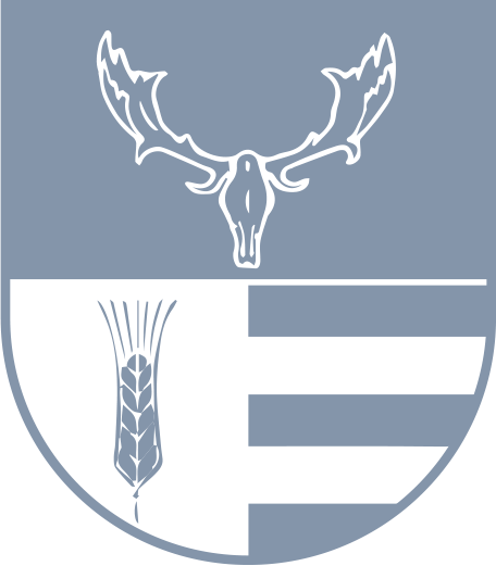 Michael Robien Bürgermeisterkandidat Lensahn 2021 Wappen