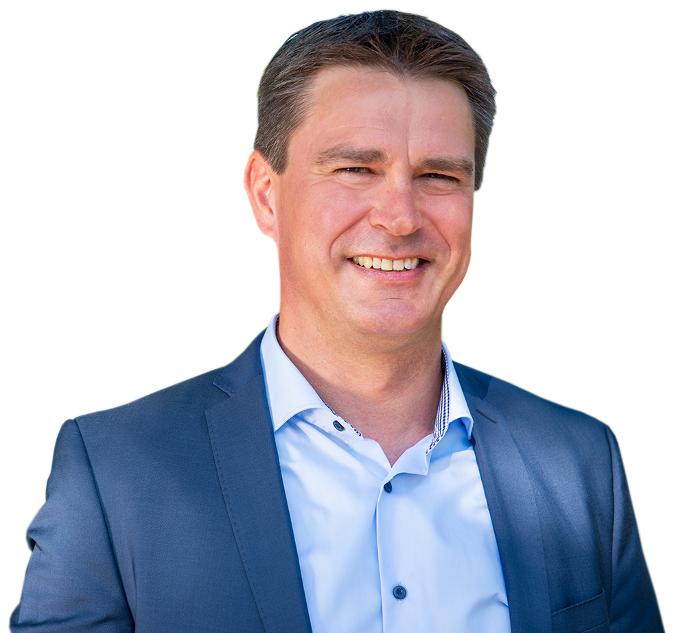 Michael Robien Bürgermeisterkandidat Lensahn 2021 Portrait