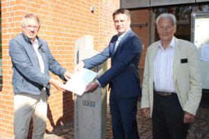 Michael Robien Bürgermeisterkandidat Lensahn 2021 Bewerbung